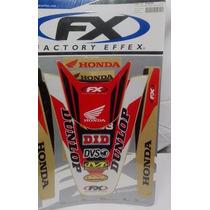 Kit De Calcas Para Polveras Honda Cr 125 / 250 /450