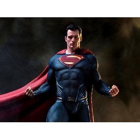 Superman - Justice League - Iron Studios