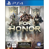 For Honor - Play Station 4 (nuevo Y Sellado)