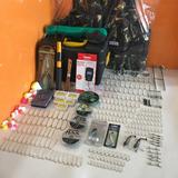 Caixa Pra Pesca 6 Bandeja Hi+anzois-acessorios Completa