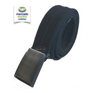Cinto Masculino Lona Premium 2 Bordas Larg. 4cm L40 Cz