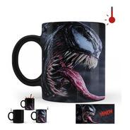 Taza Mágica Venom Carnage Spiderman