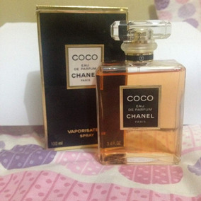 Colonia Coco Chanel Original 100mlg Eau De Parfum Nueva