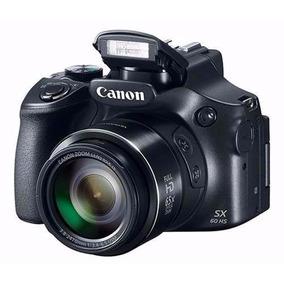 Camera Canon Sx60hs Powershot Wifi Full Hd 65x Nova A8399