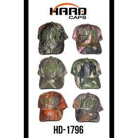 Gorras Camufladas Hard Caps