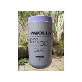 Btx Paiolla Selante Violeta 3d Matizador - 1kg