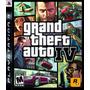 Grand Theft Auto Iv | Playstation 3 | Entrega Inmediata