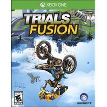 Trials Fusion Xbox One Nuevo. Muy Recomendable Para Ninos