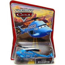 Cars Disney Dinoco Helicopter. Dificil De Conseguir !!!!!!!!