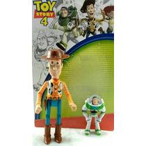 Boneco Toy Story 4 Woody 23 Cm