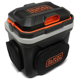 Mini Geladeira Para Carro 48 Volts Black + Decker 24 Litros