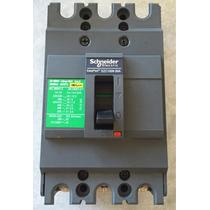 Disjuntor Caixa Moldada 80a 3p Easypact Schneider Novo