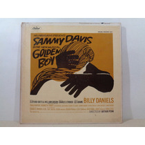 Sammy Davis New Musical Golden Boy Vinil Orig Imp Rarissimo