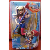 Envio Gratis Harley Quinn Dc Super Hero Girls Mattel