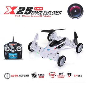 Nuevo Drone Air Ground 2en 1 X25