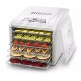 Deshidratador Gourmia Gfd1650 Countertop Food 6 Drying Shelv