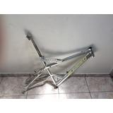 Quadro De Bicicleta Aluminio Alfameq