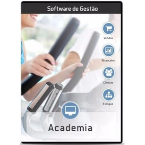Software Gestão De Academia