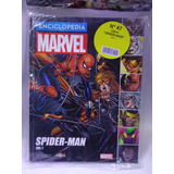 Enciclopedia Marvel Vol.47 Lomo Vol.48 Spider-man 7