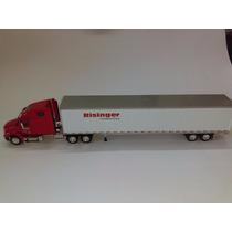 Trailer Escala 1/64 Dcp Freightliner Columbia Gran Detalle