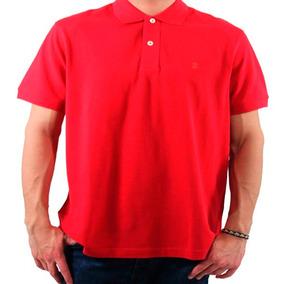 Camisa Izod - Camisas Masculinas Vermelho no Mercado Livre Brasil f2561b71f34d1