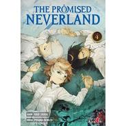 The Promised Neverland - N4 - Manga - Ivrea - 2019