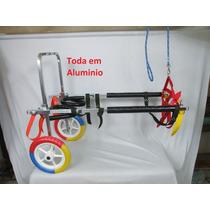 Cadeira De Rodas Para Cachorro De Grande Porte 25 A 50 Kg