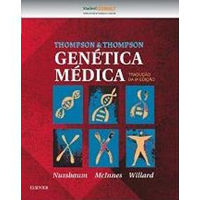 Livro Digital (genética) (médica)   Thompson   Download