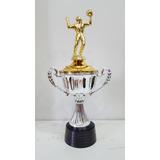 Trofeos Copas Plástico Asas Tapa Alegoria