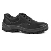 Descrição: Sapato De Segurança Confeccionado Em Vaqueta Pre