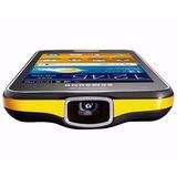Galaxy Beam I8530 C Projetor 3g Tela 4 5mp Android Dual Core