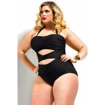 Sexy Traje De Baño Bikini 41436 Tallas Extra