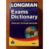Longman Exams Dictionary (inglés/inglés) +cd