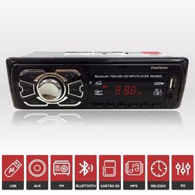 Radio Automotivo Mp3 Com Bluetooth Usb Sd Fm Aux - Puma Gtb