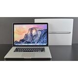 Macbook Pro Intel Core I5 2,5 Ghz 4gb