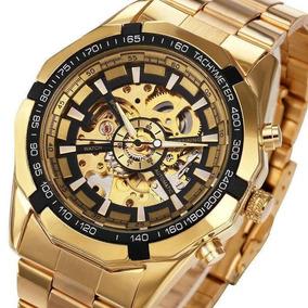 c6c71b6bbeb Relogio Masculino Automatico Caixa Aço. - Relógios De Pulso no ...