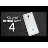 Vidrio Templado Xiaomi Redmi Note 4 64gb