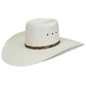 Chapéu Country Aba 12 Cowboy Barretos Balada Sertanejo + Nf