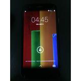 Moto G Primera Generación 8 Gb 3g Negro Como Nuevo Libre !!!