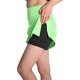 Annjoli Falda De Golf Para Mujer Tenis Entrenamiento Fitness