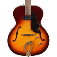 Guitarra Electrica Guild T-50 Slim Hueca Con Estuche