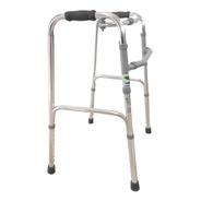 Andadera De Aluminio De Lujo 2 Funciones - Ortopédica Adulto