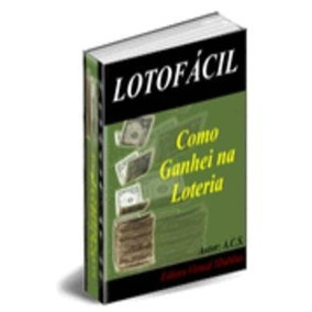 Ebook Lotofácil Aplicativo