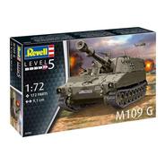 M109 G Plastimodelo Tanque 1/72 Revell 03305