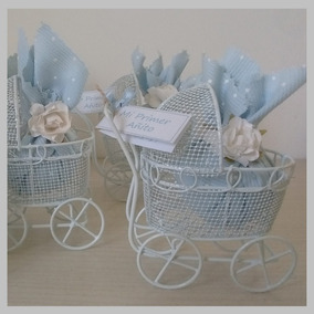 Souvenir Cochecito Bebe Nacimiento/baby Shower