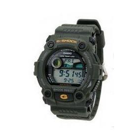 7a945351d74 Casio G Shock G 7900 3 Gshock G7900 Verde Tábua De Marés - Joias e ...