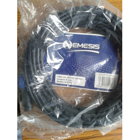 Cable Speakon Sonido Profesional 10mts