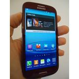 Samsung Galaxy S3 I9300 16gb Vermelho! Original 100%