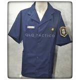 Chaqueta Guardapolvo Tela Arcel Para Policia Administrativo