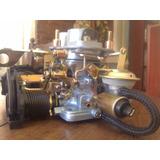 Carburador Volkswagen Gacel Senda Gol Tipo Weber 30-30caresa